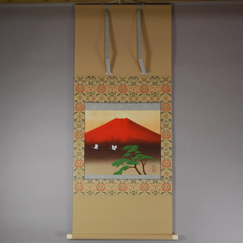 加藤智 / 赤富士
