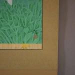 0104 Kakejiku with Mid-Autumn Moon Painting / Tomo Katou 007