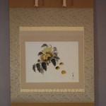 0113 Chestnut Painting / Gyokuei Miyadai 002