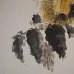 0113 Chestnut Painting / Gyokuei Miyadai 006