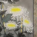 0114 Chrysanthemum Painting / Kiyoyasu Morishima 005