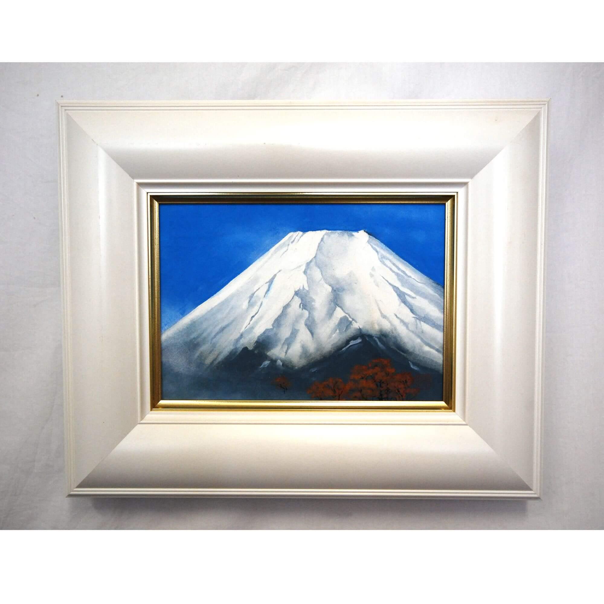 絵画: 日本画 | 岡本珠洸 | 富士 | SM